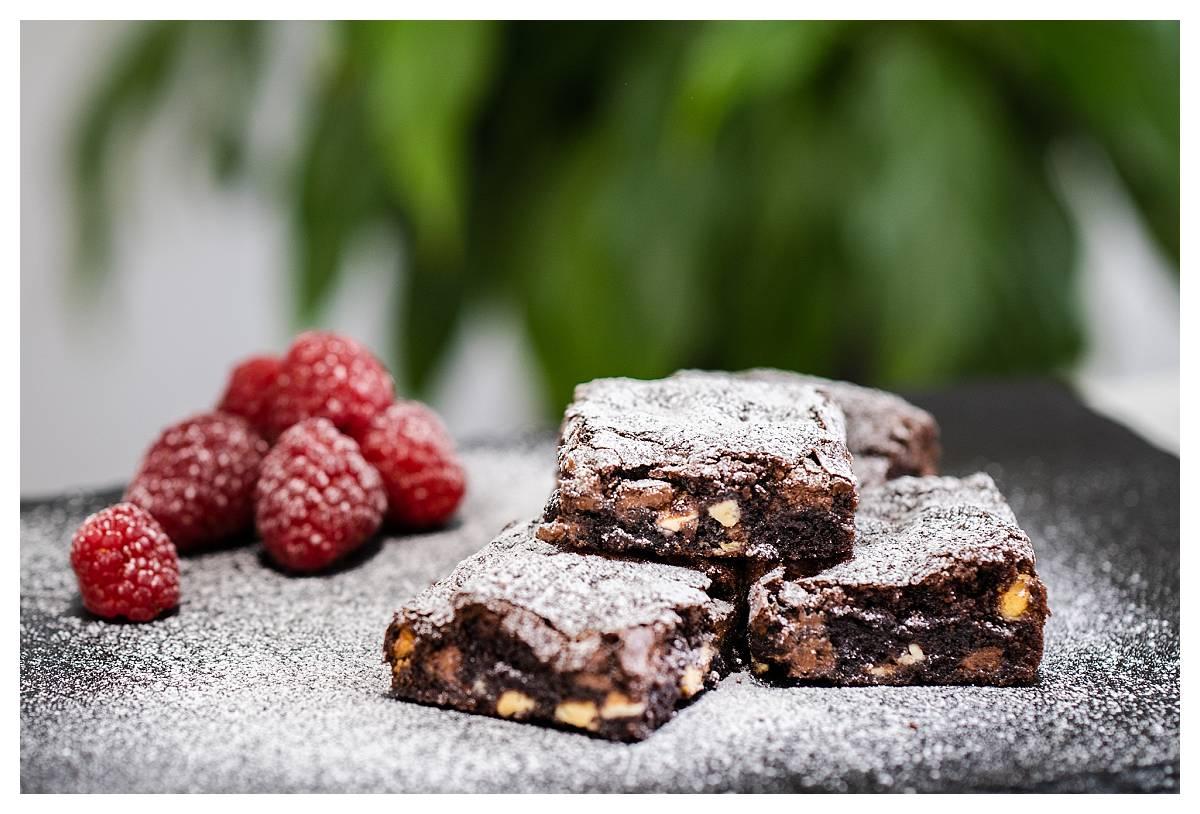 Chocolate chip brownies recipe
