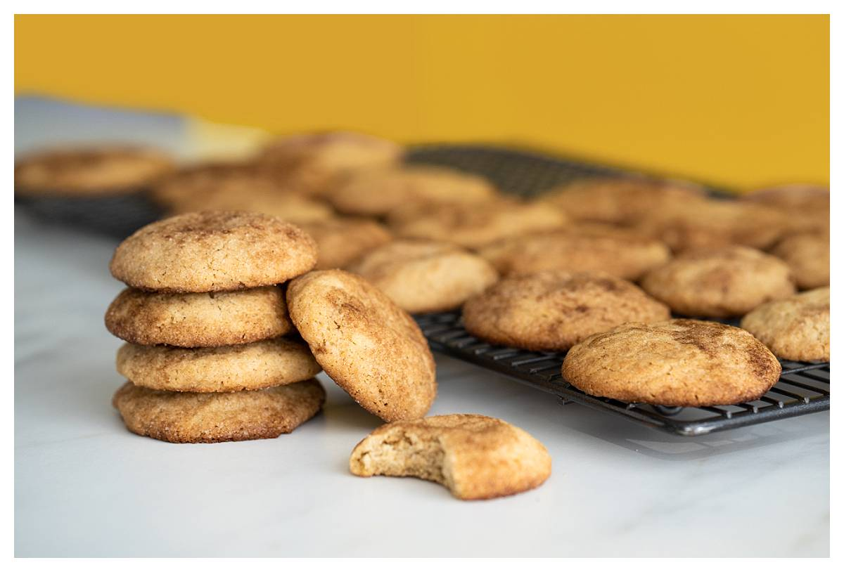 Snickerdoodle Cookies Without Cream of Tartar
