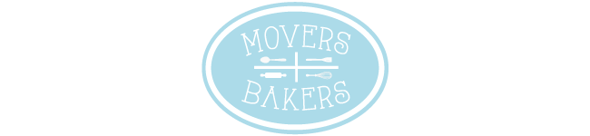 Movers and Bakers | Home Baking by Andrea