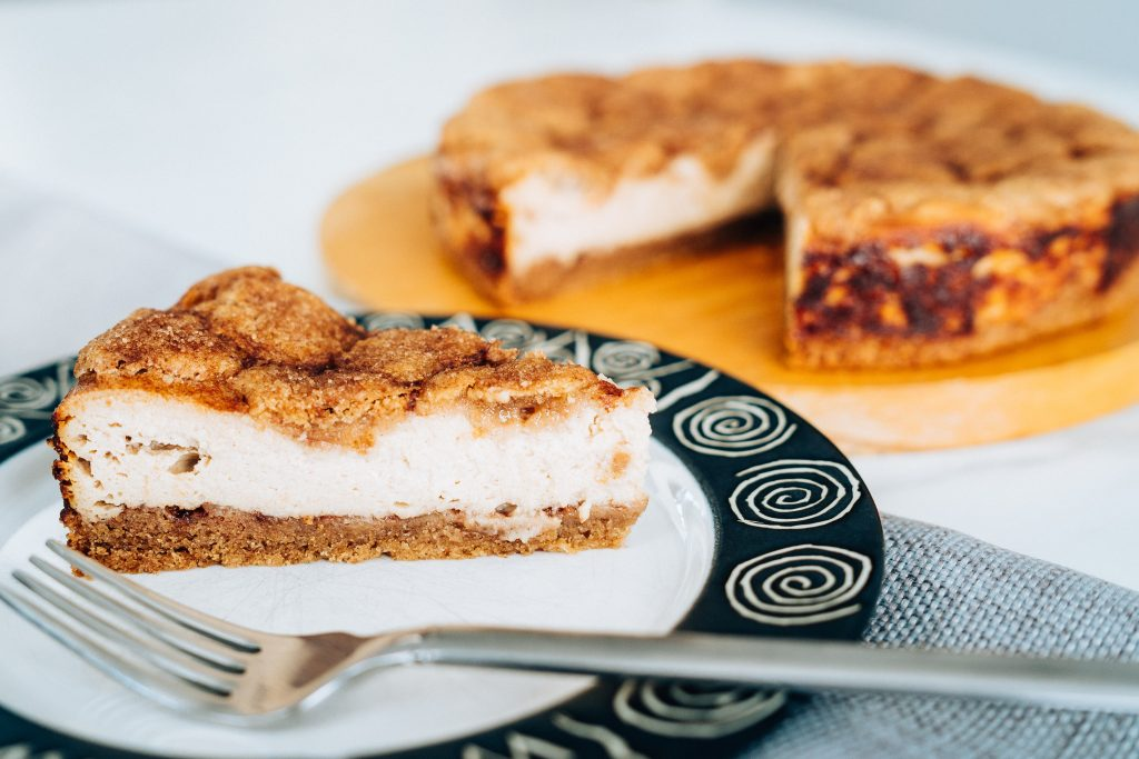 The BEST Snickerdoodle Cheesecake Recipe